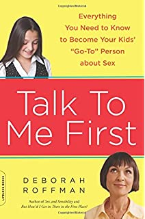 Benefits of talking to your children about sex at an early?