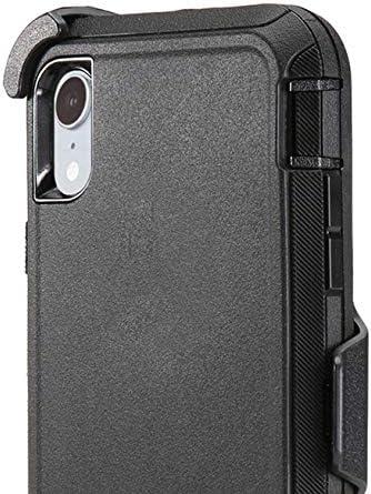 Defender Coque pour Samsung Galaxy A50, [sans protection d'écran] [très résistante] [protection contre les chutes] Coque résistante pour Galaxy A50