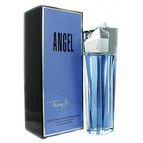 New Item THIERRY MUGLER ANGEL EDP SPRAY REFILLABLE 3.3 OZ ANGEL/THIERRY MUGLER EDP SPRAY REFILLABLE 3.3 OZ (W) ()