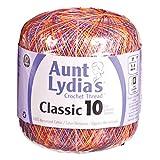 Aunt Lydia'S Classic Crochet Thread Size 10-Passionata
