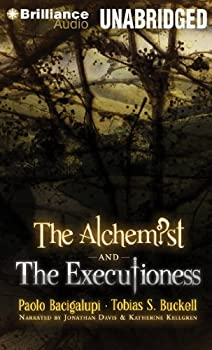 The Alchemist, and, The Executioness 1469281112 Book Cover