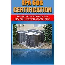 Amazon Com Epa 608 Study Guide