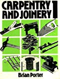 Carpentry and Joinery, Porter, Brian, 034050773X