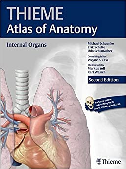 Internal Organs (THIEME Atlas of Anatomy) by Michael Schuenke (2016-02-16)