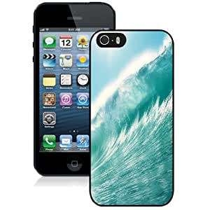 New Personalized Custom Designed For iPhone 5s Phone Case For Big Wave Phone Case Cover