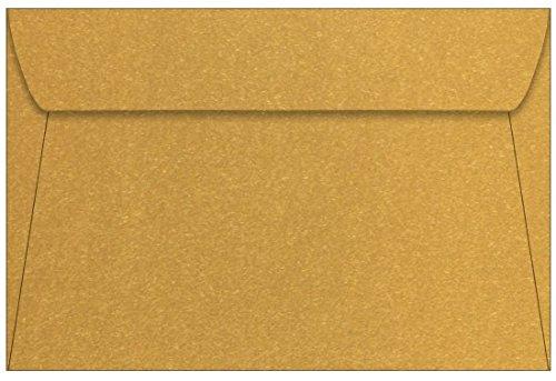 (9x12 Stardream Antique Gold Presentation Envelopes - Booklet, 81T, 25 Pack)