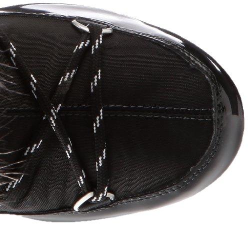 Moon Planas Monaco Botas 001 Boot para Low W Mujer e Negro Nero rrZU6WC