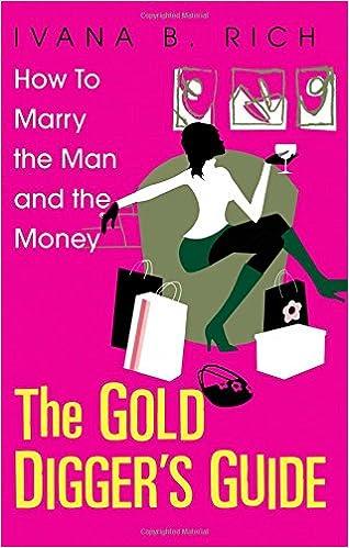 gold digger men characteristics