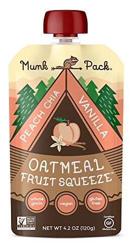 Munk Pack Oatmeal Squeeze Vanilla product image
