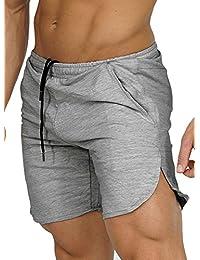 COOFANDY Men's Gym Workout Shorts Running Short Pants Training Bodybuilding Jogger