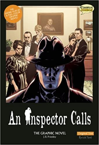 An Inspector Calls the Graphic Novel: Original Text by Jason Cobley (Adapter), Clive Bryant (Editor) (7-Aug-2012)