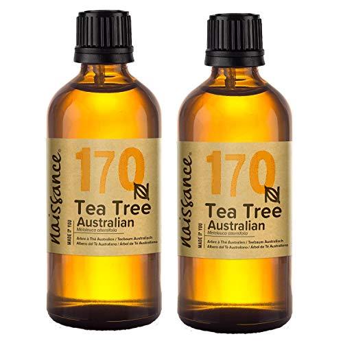 Naissance Arbol de Te Australiano - Aceite Esencial 100% Puro - 200ml (2x100ml)