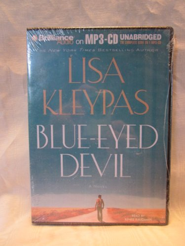 Download Blue-Eyed Devil by Lisa Kleypas Unabridged MP3 CD Audiobook pdf epub