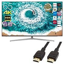 【本日限定】ハイセンス65V型4Kチューナー内蔵テレビがお買い得