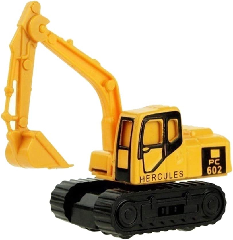 heacker Los ni/ños Juguete cl/ásico Kid pl/ástico Mini aleaci/ón construcci/ón de veh/ículos Ingenier/ía del Coche cami/ón Modelo