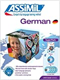 German Super Pack - 1 Book + 1 MP3 CD + 4 Audio CDs (German Edition)