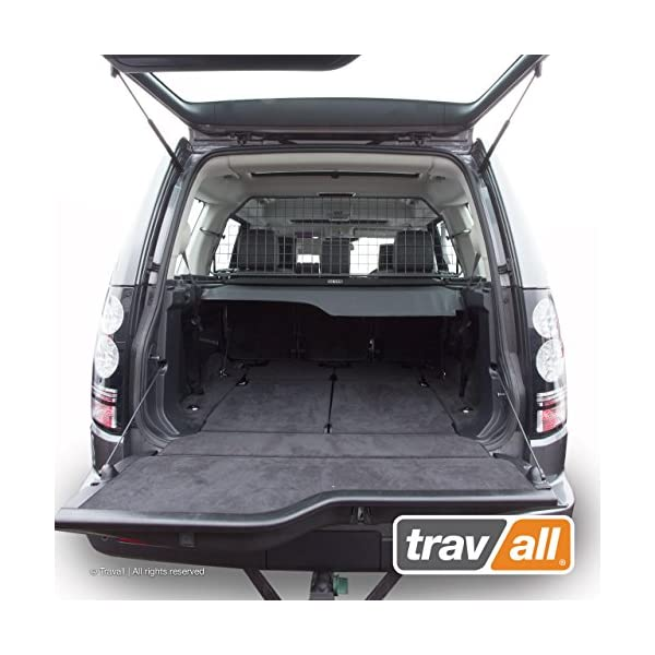 Travall Guard TDG1509 - Vehicle-Specific Dog Guard 5