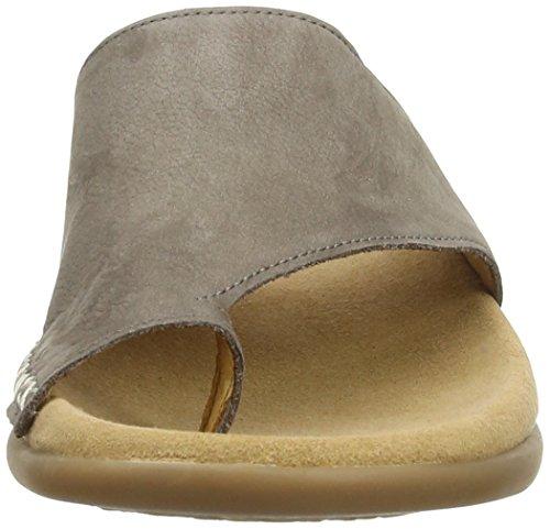 Zuecos Para fumo Marrón Gabor Shoes Mujer 13 P4FqFwU