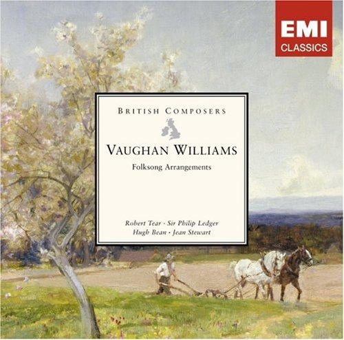 Vaughan Williams: Folksong - Song Arrangements Folk Choral