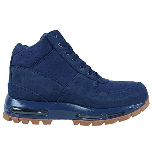 NIKE KIDS AIR MAX GOADOME GS ACG BOOTS MIDNIGHT NAVY MIDNIGHT NAVY 311567 400 by Nike