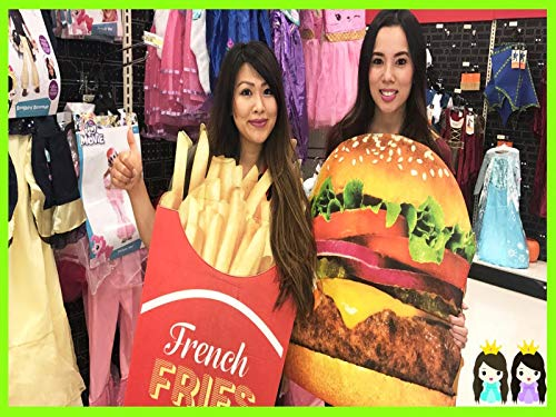 Clip: Halloween Costumes for Kids Top Costume Ideas with Princess ToysReview