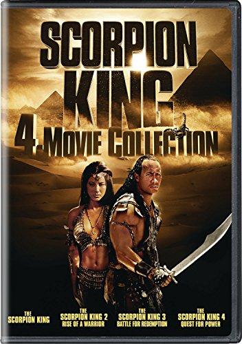 Ray William Johnson Halloween (Scorpion King 4-Movie)