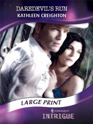 book cover of Daredevil\'s Run