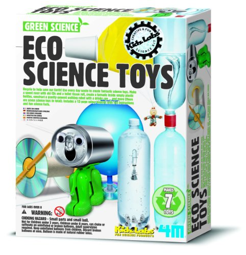 4M Eco Science Toys (Energy Science Kit)