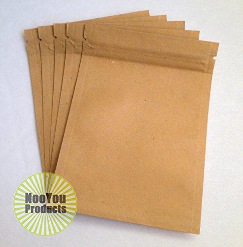 Brown Paper Seed Bags - 3