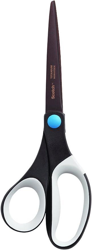 Scotch Precision Ultra Edge Scissors 20cm 3 Pack