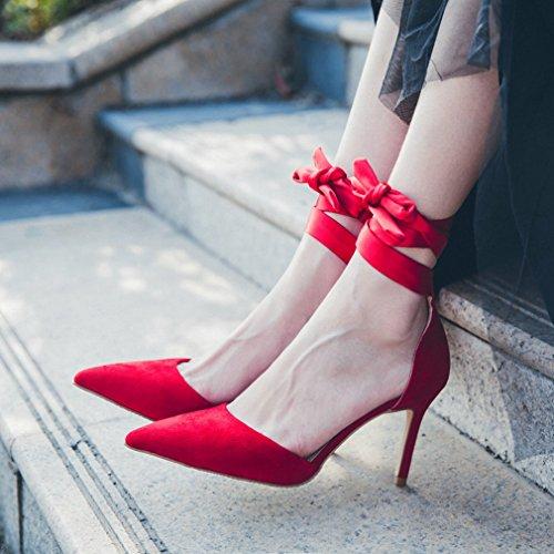 Zapatos de Tacón Alto con Elegantes Zapatos de Diosa Sex Do