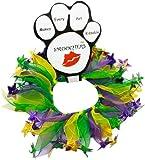 Mirage Pet Products Mardi Gras Smoocher, X-Large