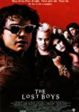 HUGE LAMINATED / ENCAPSULATED The Lost Boys Film POSTER measures approximately 100x70 cm Greatest Films Collection Directed by Joel Schumacher. Starring Jason Patric, Corey Haim, Dianne Wiest.