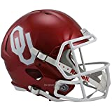 Oklahoma Sooners Officially Licensed NCAA Speed Full Size Replica Football Helmet