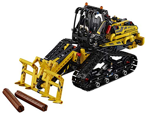 51esqRgvHXL - LEGO Technic Tracked Loader 42094 Building Kit , New 2019 (827 Piece)