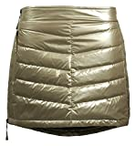 Skhoop Mini Down Skirt, Champagne, X-Small