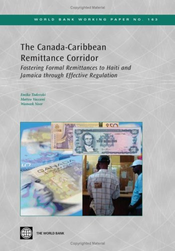 Review The Canada-Caribbean Remittance Corridor: