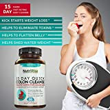 Colon Cleanser Detox for Weight Loss. 15 Day