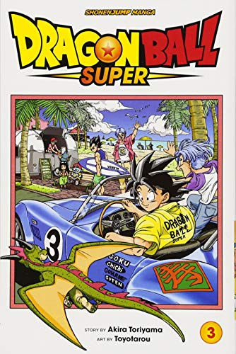 Super Graphic - Dragon Ball Super, Vol. 3