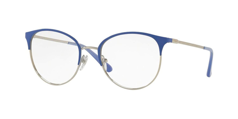 Blue//Silver VO4108-323-51 Vogue VO4108 Eyeglass Frames 323-51