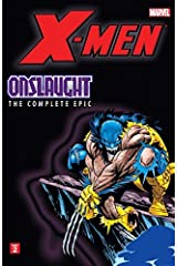 X-Men: The Complete Onslaught Epic - Book Two Kindle Edition