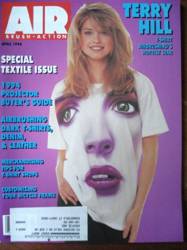 Action Magazine Airbrush - Airbrush Action Magazine - March/April 1994 (Volume 9, Number 6)