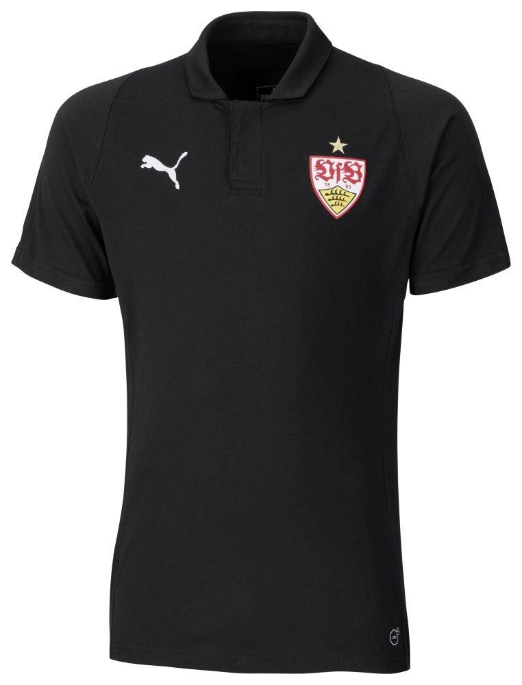 Puma Herren VfB Stuttgart Stuttgart Stuttgart Casuals Polo T-Shirt B07F4GCHJZ T-Shirts ein guter Ruf in der Welt dbb319