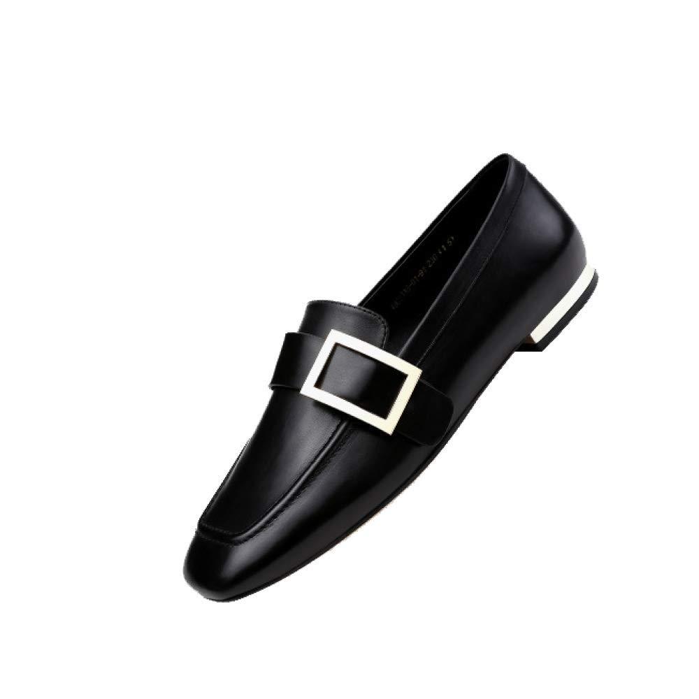 ZPEDY Américain, Chaussures pour Femmes, Portable Style Confortable, Européen Et Américain, Décontracté, Confortable, élégant, Portable Black a1a80cf - latesttechnology.space