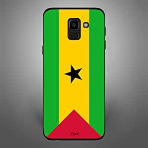 Samsung Galaxy J6 Sao Tome And Principe Flag, Zoot Designer Phone Covers