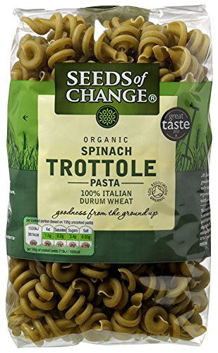 Seeds of Change Organic Spinach Trotolle (500g)