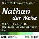 Nathan der Weise Performance by Gotthold Ephraim Lessing Narrated by Ernst F. Fürbringer, Edith Heerdegen, Erich Ponto, Elfriede Kuzmany, Lina Carstens