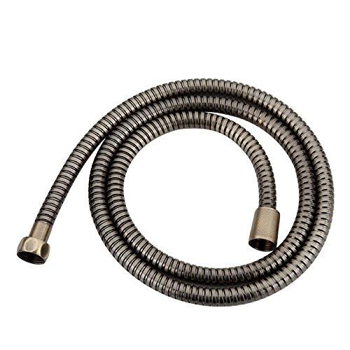 Frap Antique 150Cm Bronze Flexible Shower Hose Plumbing Hose Bath Products Sink Kitchen Bathroom Accessories Water Pipe F40-4