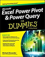 Excel Power Pivot and Power Query For Dummies Front Cover