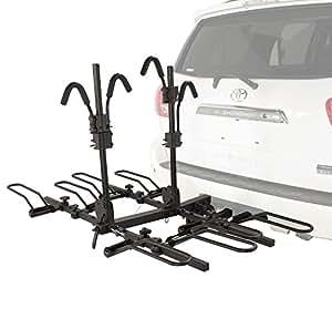 Hollywood Racks HR1400 Sport Rider SE 4-Bike Platform Style Hitch Mount Rack (2-Inch Receiver)